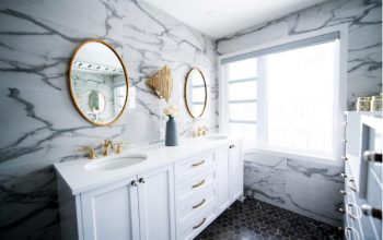 Have your bathroom feel like new one with best cabinets installed