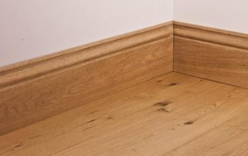 What Are the Different Types of Skirting Boards?