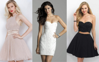 Would You Like To Wear Short Cocktail Dresses To The Evening Party