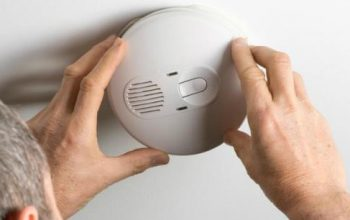 Safe & New Smart Smoke Detector