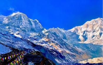 Top trekking routes in western region of Nepal