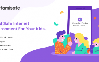 FamiSafe screen time parental control app review 2020
