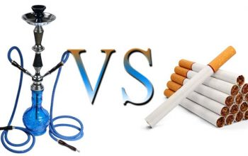 Hookah vs Cigarettes: Which Is Safer?