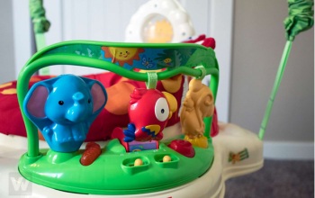 The Fisher-Price Jumperoo from Mothercare is a Safe Fun Time for Your Little One