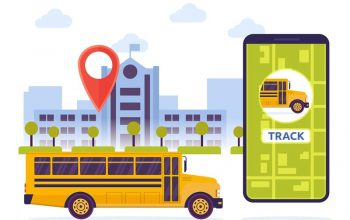 The Top Benefits of a Bus GPS System