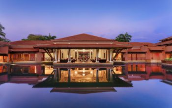 Spend Time In The Luxurious ITC Grand Goa Resort And Spa