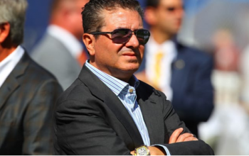 Daniel Snyder Lives His Best Life