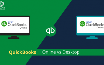 Quick Comparaison Between QuickBooks Online and QuickBooks Desktop Versions